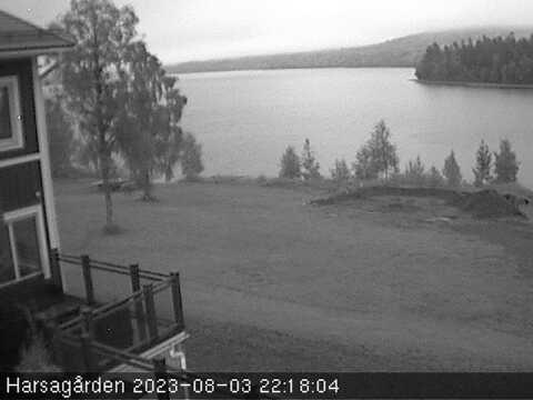 Webcam Harsagården, Ljusdal, Hälsingland, Schweden